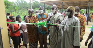 Hohoe Municipal Assembly hands Over Modern Abattoir