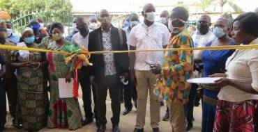 Hohoe Municipal Assembly gets new office complex